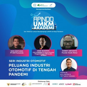 Webinar Peluang Industri Otomotif di Tengah Pandemi   TopKarir.com