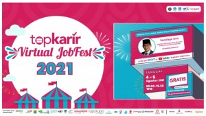 TopKarir Virtual JobFest 2021 - Hari Pertama   TopKarir.com