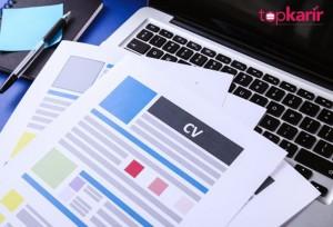 7 Tips Membuat Daftar Riwayat Hidup Bagi yang Belum Pernah Bekerja | TopKarir.com