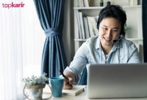 Kerja di Rumah saat PPKM Jadi Lebih Fokus dan Nyaman, Ikuti Tips Ini   TopKarir.com
