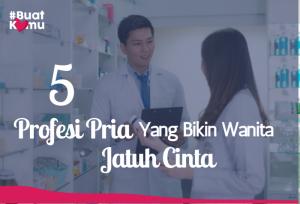 5 Profesi Pria Yang Bikin Wanita Jatuh Cinta   TopKarir.com